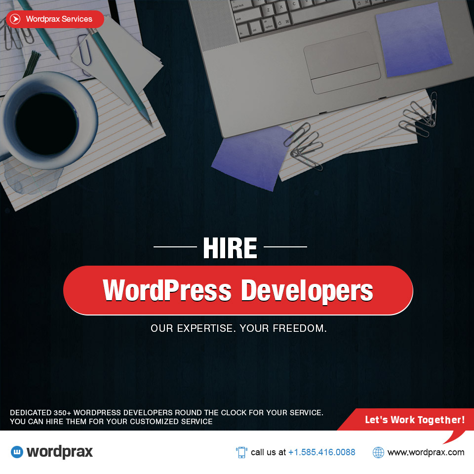 Hire WordPress Developer