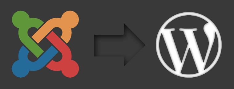 Joomla to WordPress Conversion