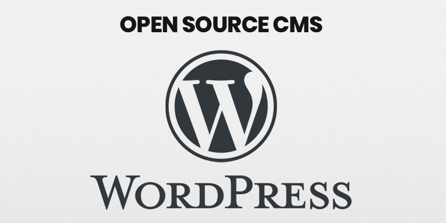 wordpress - open source cms